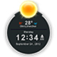 桌面时间天气 V3.5.3 for Android安卓版