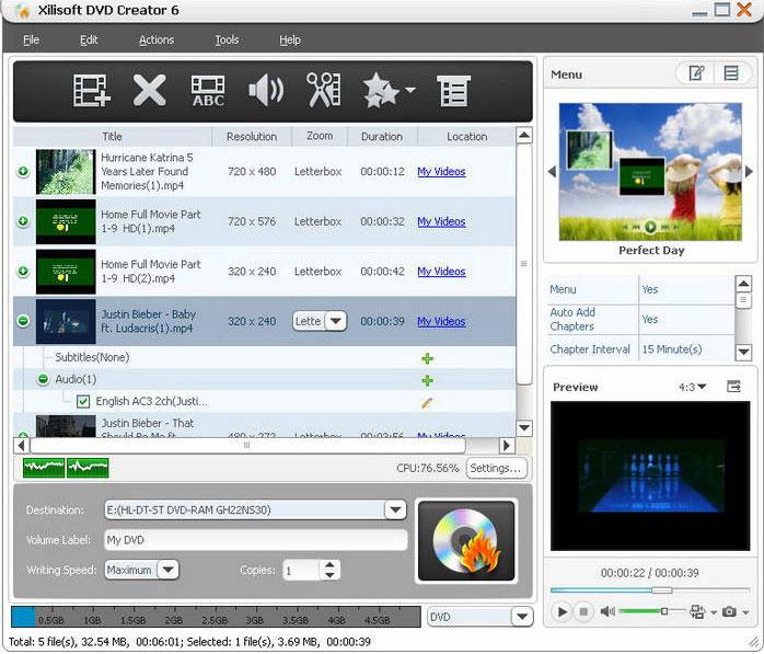 XilisoftDVDCreator下载_视频下载_转换视频dnf之家中比赛韩图片