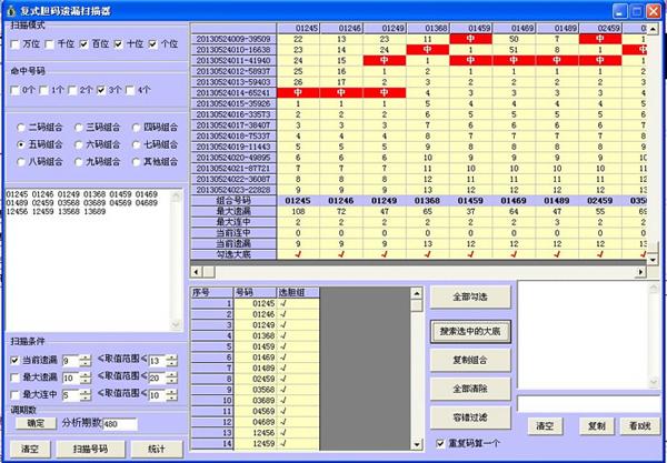 时时彩混合组选啥意思_彩海探针时时彩全能王软件 3.9.9.2 build 140220