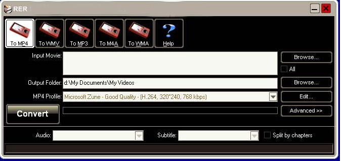 RERDVDRipper建军视频步图片