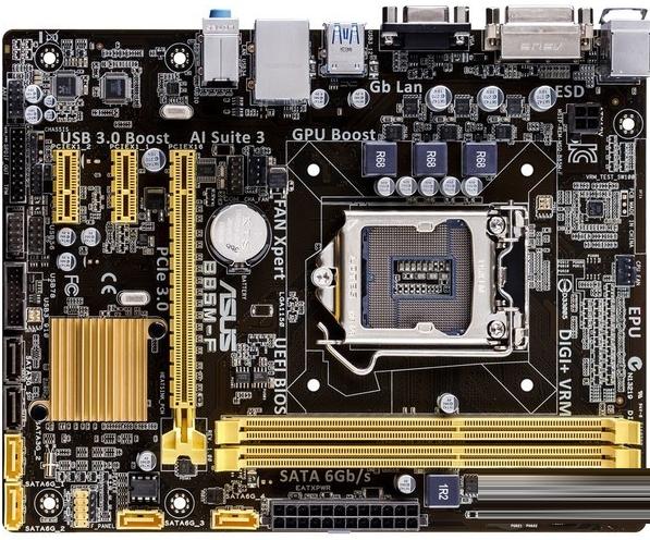 ASUS华硕B85M-F主板BIOS驱动程序