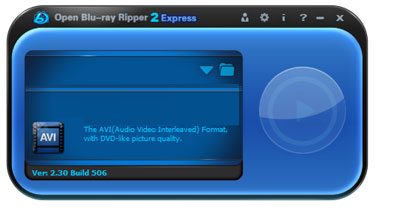 Open Blu-ray Ripper(蓝光视频抓取软件)