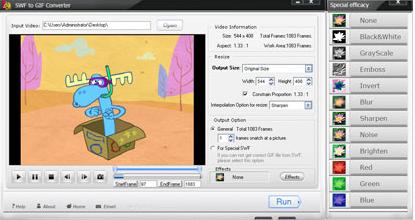 SWFtoGIFConverter2.0正式观看版视频免费安装好吊丝图片