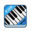 EOPMidi(電腦鋼琴模擬器)1.2多國語言安裝版
