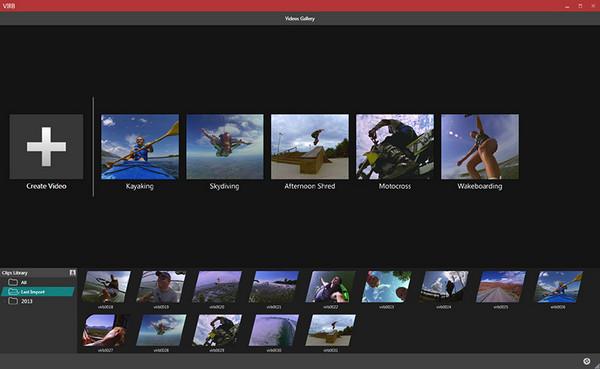 virb视频合并软件(virb edit)