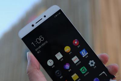 乐视手机1s上手体验:质感提升明显_手机评测_下载之家