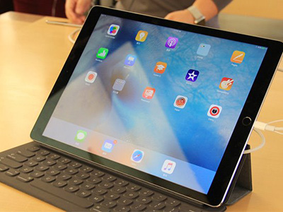 苹果iPad Pro上市