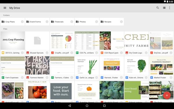 Google Drive(云端硬盤)
