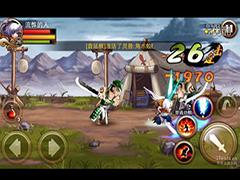 三国之刃剑豪战斗视频详解
