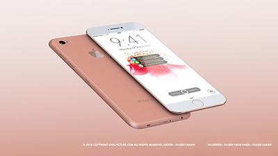 史上最最漂亮的苹果7代iphone7手机图片欣赏
