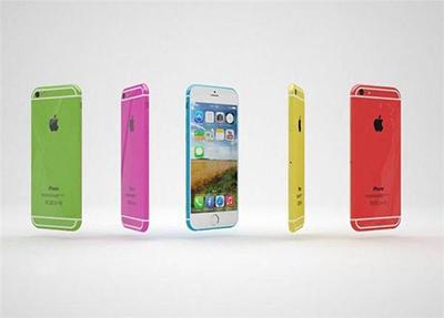 苹果iPhone6c