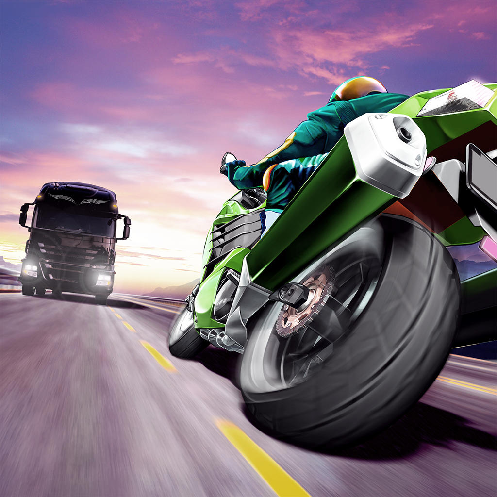 公路骑手TrafficRider V1.0 for iPhone