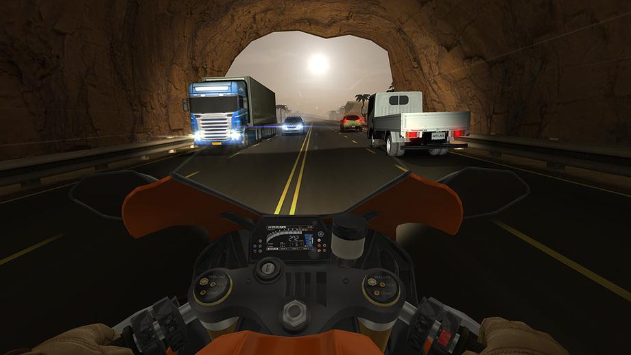 公路骑手TrafficRider