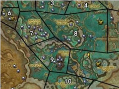 魔兽世界6.0守备官宝箱在哪里?