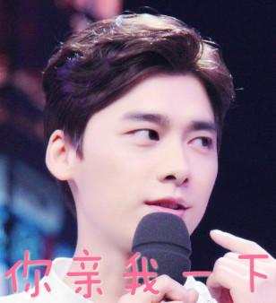 李易峰搞笑QQ表情包