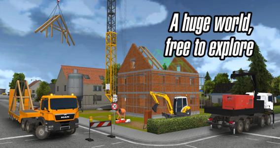 建造模拟2014