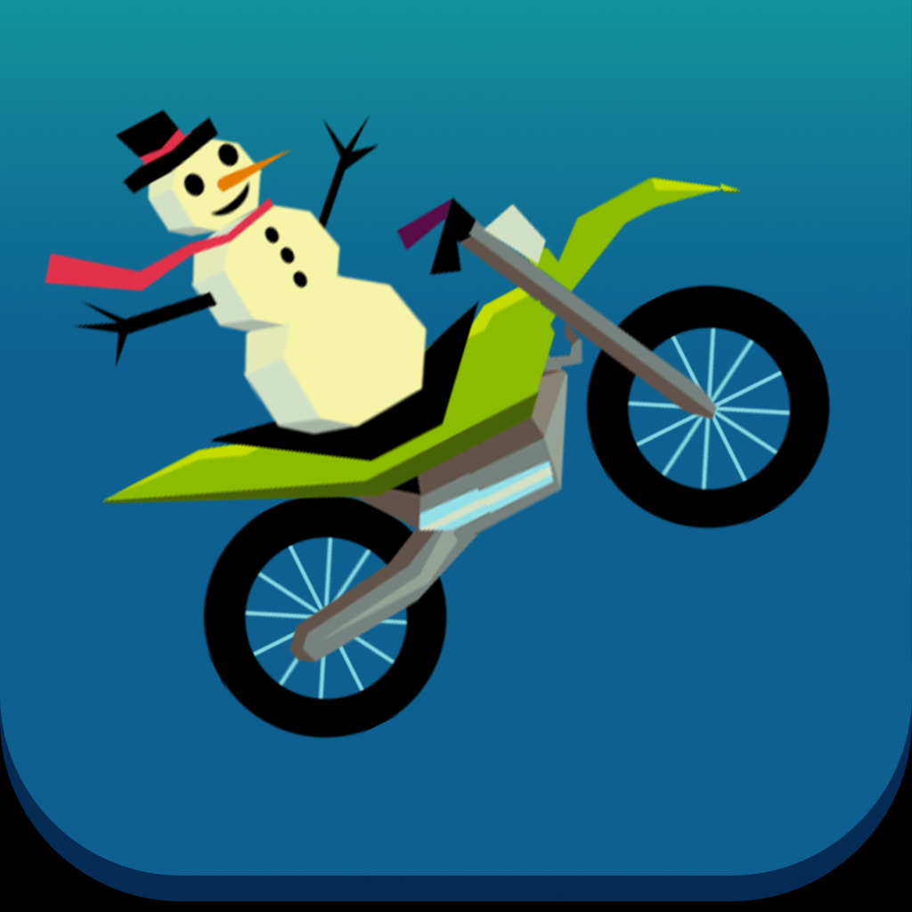 特技摩托2 Wheelie 2  V1.04 for iPhone
