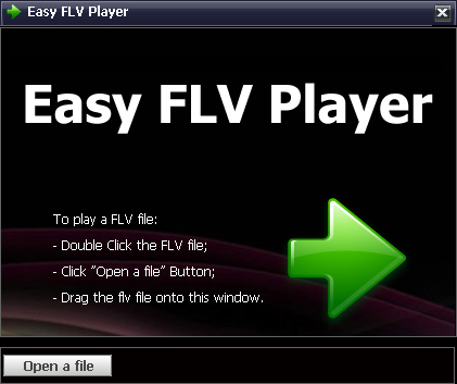 Easy FLV Player