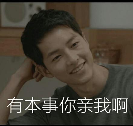 宋仲基QQ表情包