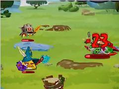 《愤怒的小鸟英雄传》视频赏析