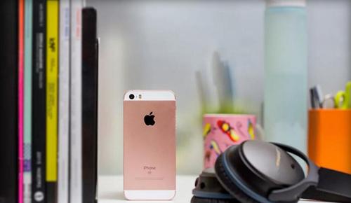 iphone se宣传壁纸