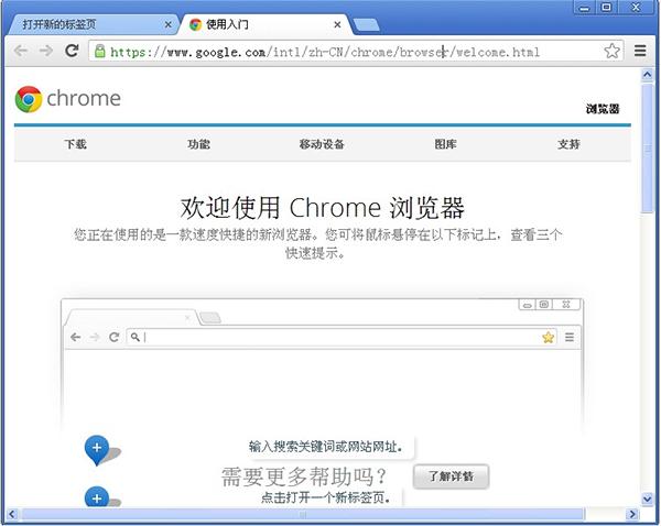 Chrome安全式浏览