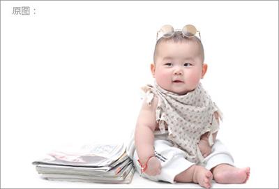 快速合成照片步骤?彩影合成教程宝宝照片科三v照片宝宝图片