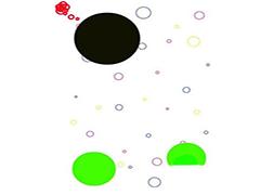 球球大作战拐角藏球迅速膨胀方法解析