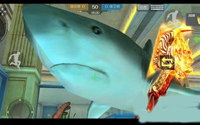 CF手游怎么卡鲨鱼?CF手游BUG水族馆鲨鱼卡法教程