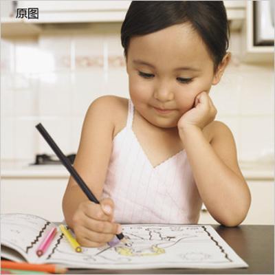 制作相册相册?彩影快速制作教程步骤宝宝编头发的简单宝宝图解方法图片