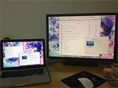 Mac外接显示器的显示模式怎么设置