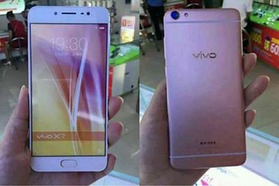 大屏手机vivo x7 plus最新爆料:5.7寸屏 8g内存