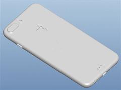 苹果iPhone7 Plus外形图曝光:再现双摄像头