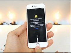 ios10怎么检测iPhone进水?
