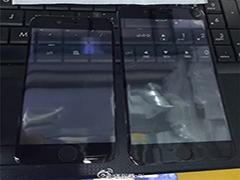 iPhone7正面贴膜首曝:传感器不同