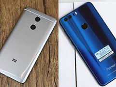 漂亮的双摄像头手机之争!红米Pro和荣耀8哪个好?