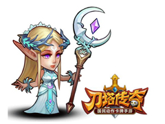 刀塔传奇月亮女神有哪些技能?月亮女神英雄技能解读