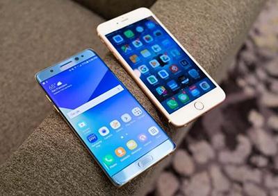 三星note7对比苹果新一代iPhone的胜算在哪里图片