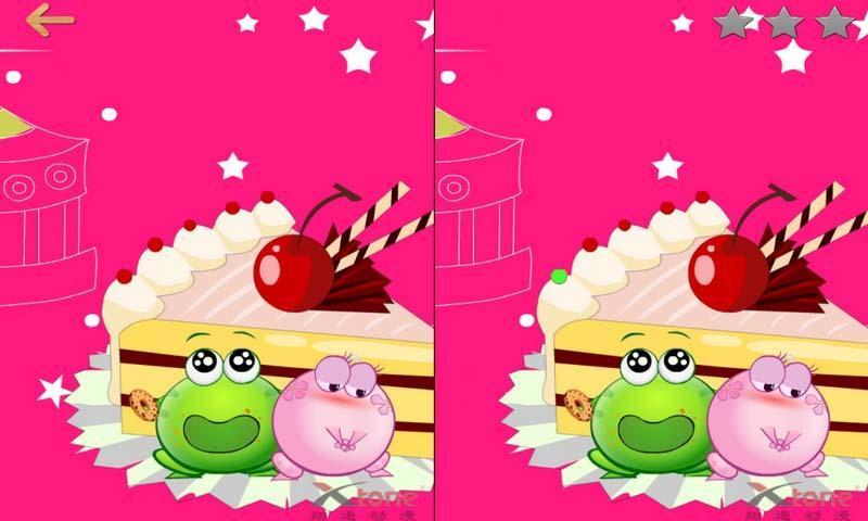 下载之家 安卓首页 安卓游戏 休闲娱乐 找不同之绿豆蛙第2集  软件