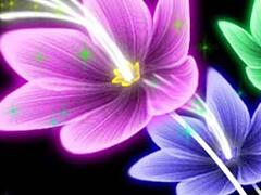 ps滤镜图文教程:绘制奇丽的花朵