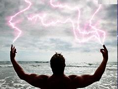 用ps的云彩滤镜制作闪电的图文教程