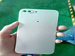 iPhone7 Plus半成品曝光:双摄像头确认