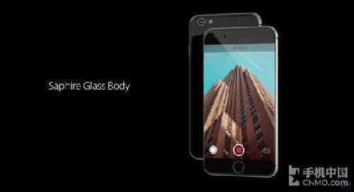iPhone 8概念图已出:全玻璃/简直完美第1张图