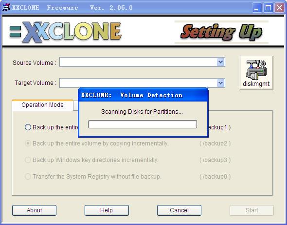系統移植軟件(XXCLONE)