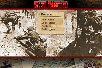 二次世界大战之斯大林格勒