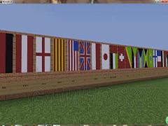 我的世界英国国旗怎么制作?我的世界英国国旗制作方法