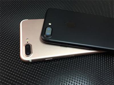 """超高仿iphone 7 plus現身:""""山寨""""太逼真"""