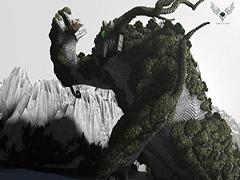 我的世界玩家重塑《旺达与巨像》高清图赏