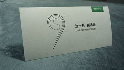 oppor9s手机手绘海报