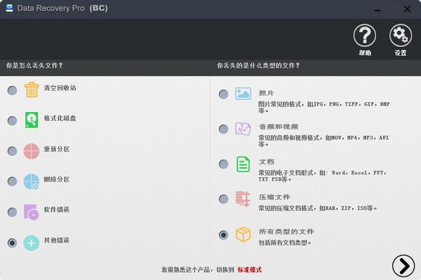 Data Recovery Pro(大角牛数据恢复软件) V3.2 多国语言安装版